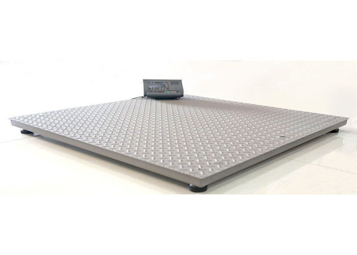 48''x48'' Platform Floor Scale Electronic Weighing Platform Scale 0.5kg Accuracy