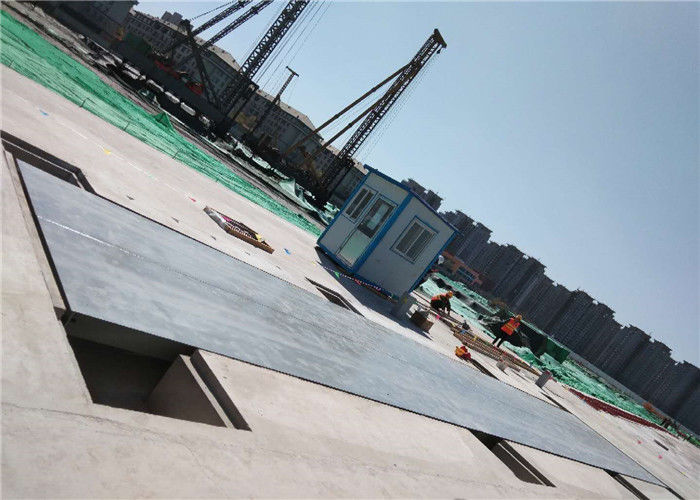 6 Beams Electronic Inmotion Weighbridge , Portable Truck Scales 120% Safe Overload